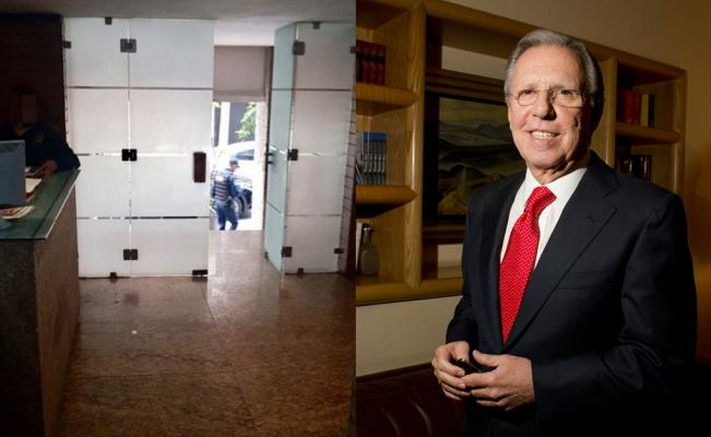 Denuncia Joaquín López-Dóriga robo en sus oficinas | El Imparcial de Oaxaca