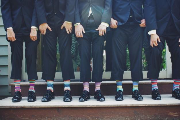 Cómo rockear los calcetines de colores | El Imparcial de Oaxaca