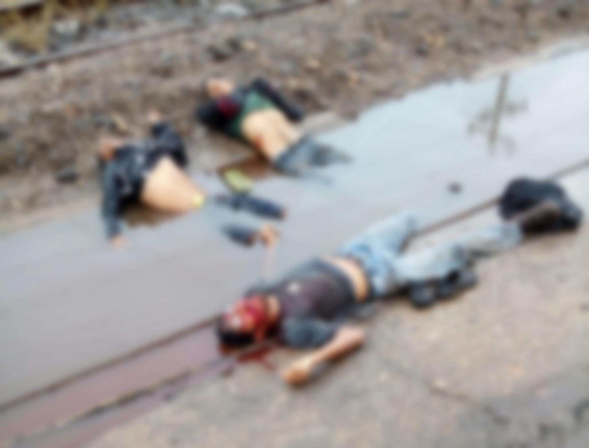 Triple asesinato en la carretera de Tuxtepec a Valle Nacional , iban en moto | El Imparcial de Oaxaca