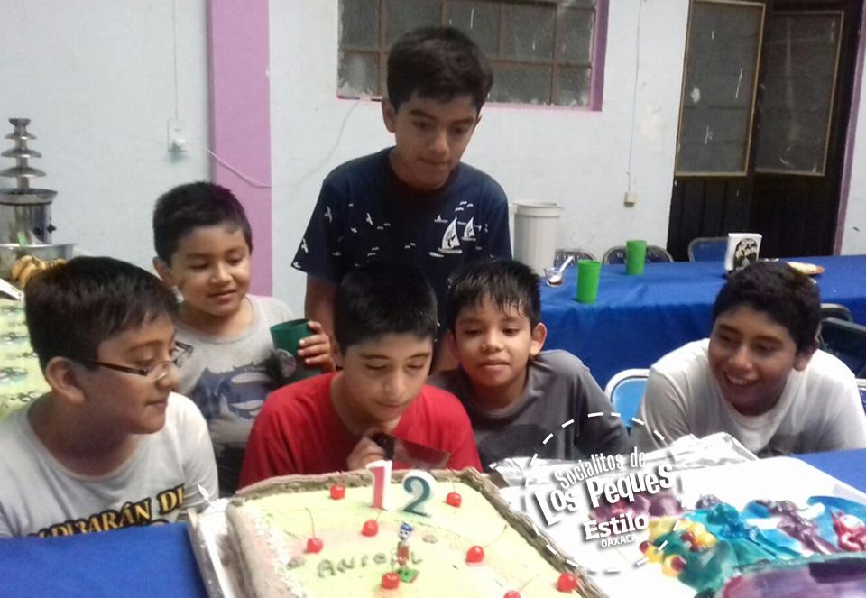 ¡Felicidades Aníbal! | El Imparcial de Oaxaca
