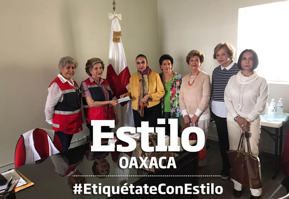 Visita y donativo | El Imparcial de Oaxaca