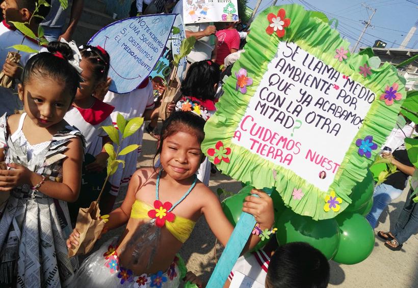 Promueven la cultura  ambiental en Pochutla   El Imparcial de Oaxaca