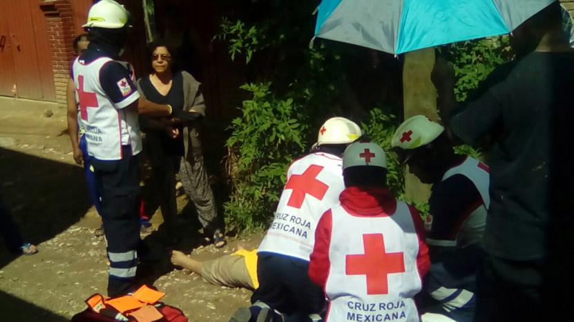 Muere transeúnte  en la vía pública   El Imparcial de Oaxaca