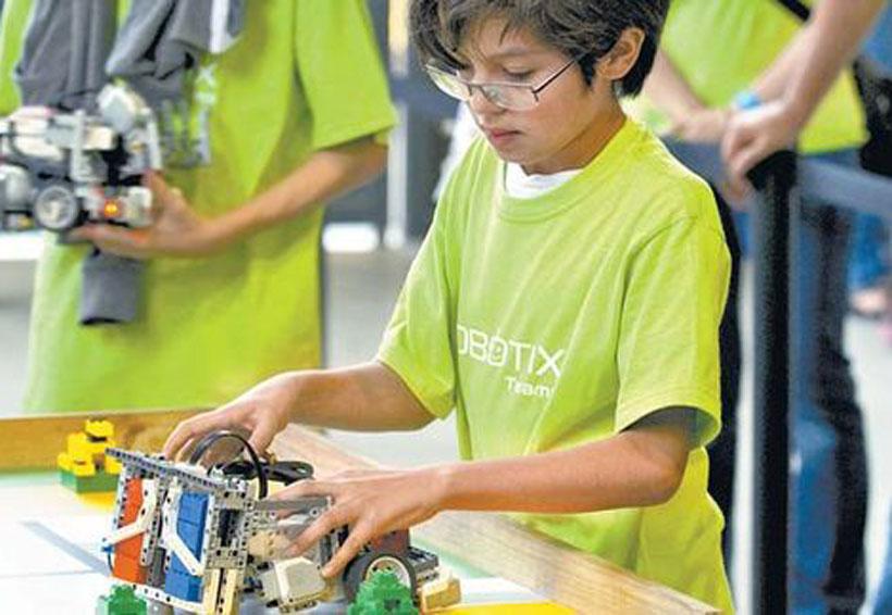 México impresiona en robótica para niños | El Imparcial de Oaxaca