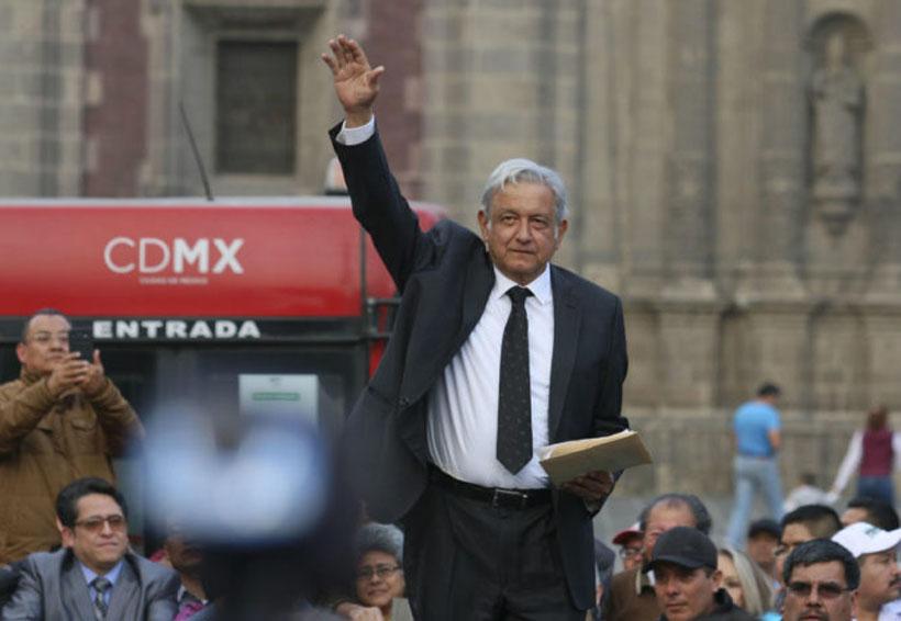 No conozco a Maduro, ni a Venezuela: AMLO | El Imparcial de Oaxaca