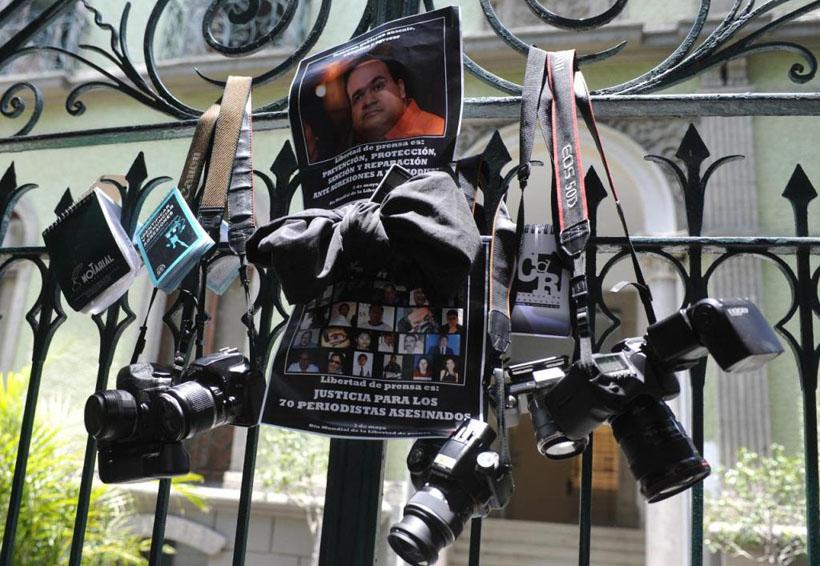 Seis de cada 10 periodistas han sufrido alguna agresión en México   El Imparcial de Oaxaca