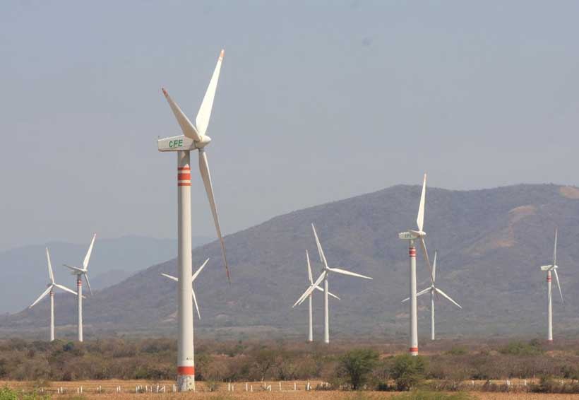 Instalarán en el Istmo otras 1,400 turbinas eólicas | El Imparcial de Oaxaca