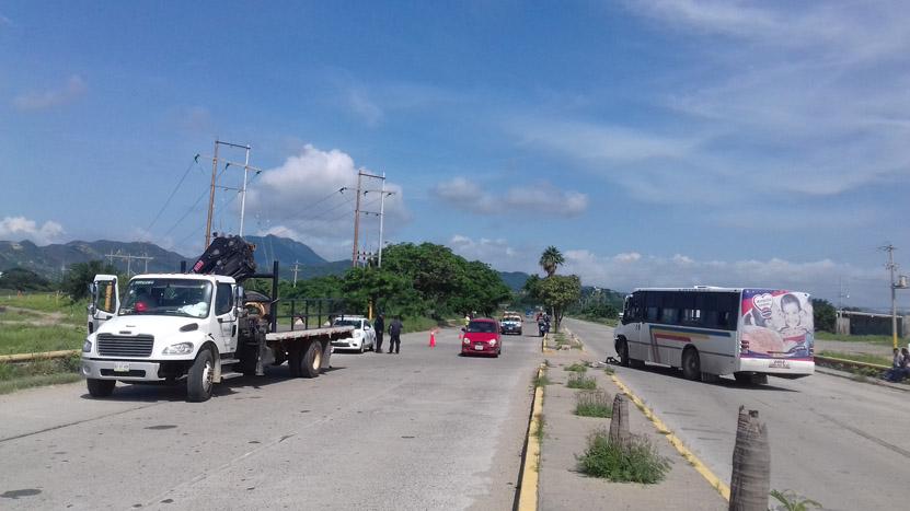 Choca una grúa de Pemex con camión en Salina Cruz | El Imparcial de Oaxaca