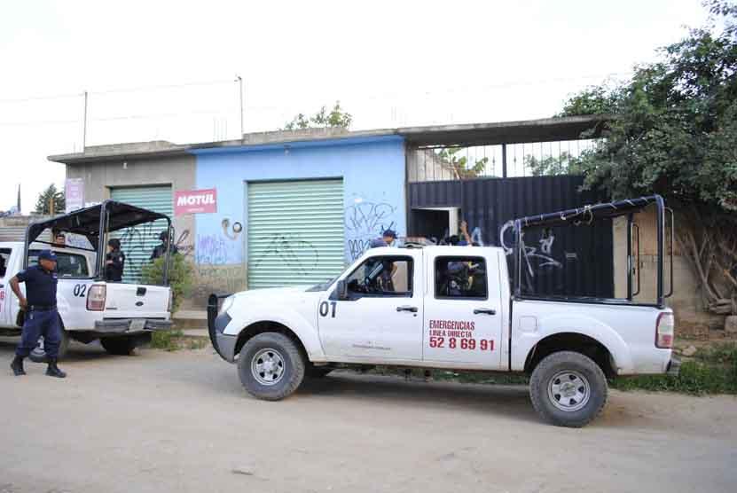 ¡Ahorcado en la Vicente Guerrero! | El Imparcial de Oaxaca