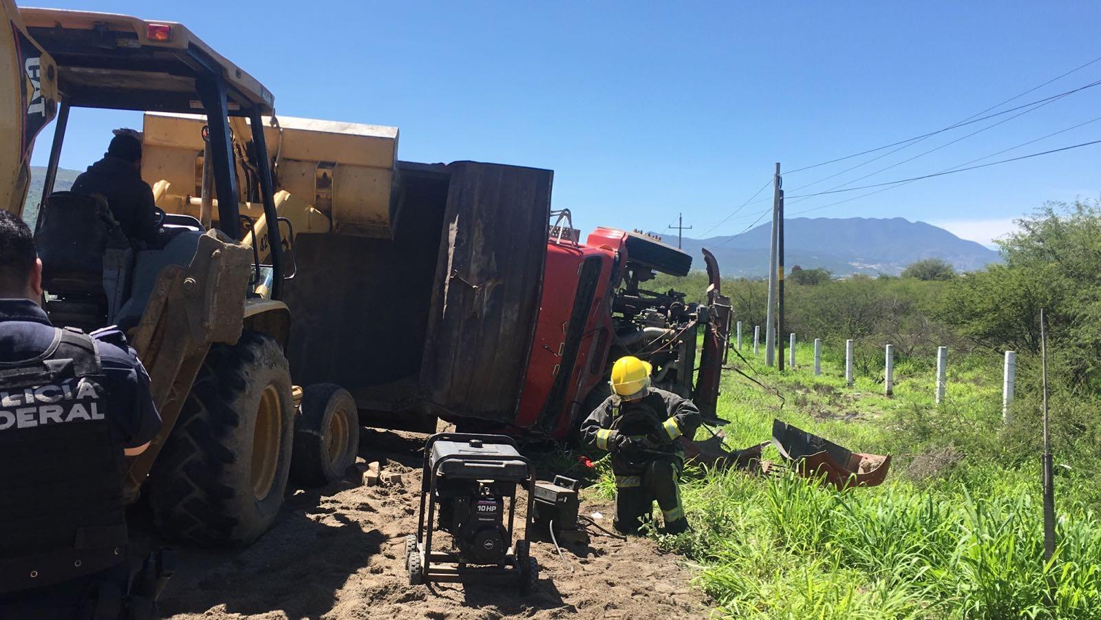 Muere prensado, cerca de las ruina de Yagul | El Imparcial de Oaxaca