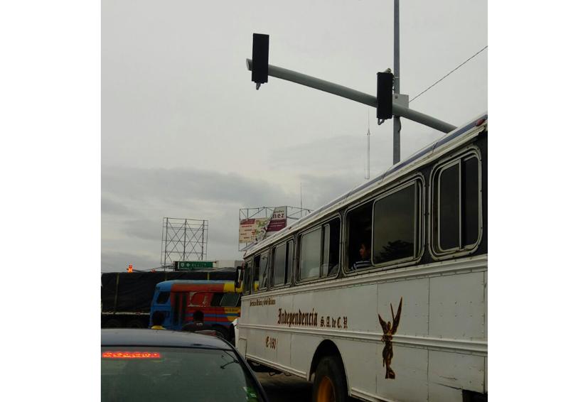 Advierten fallas en los semáforos inteligentes en Tuxtepec | El Imparcial de Oaxaca