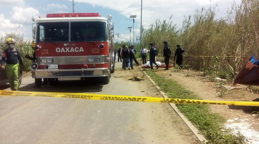 Tres muertos por encontronazo en el río salado | El Imparcial de Oaxaca