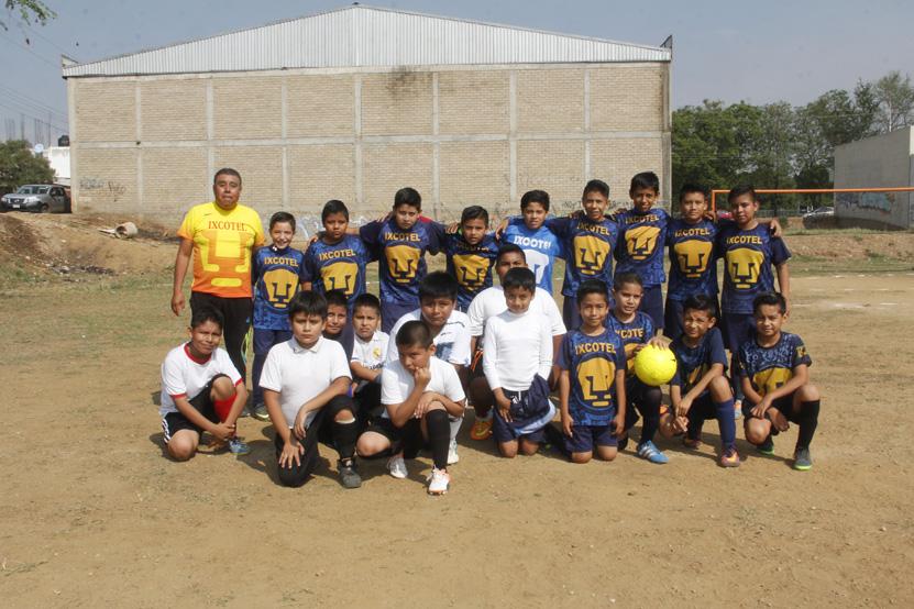 Con el deporte se pretende reconstruir Santa Lucía | El Imparcial de Oaxaca