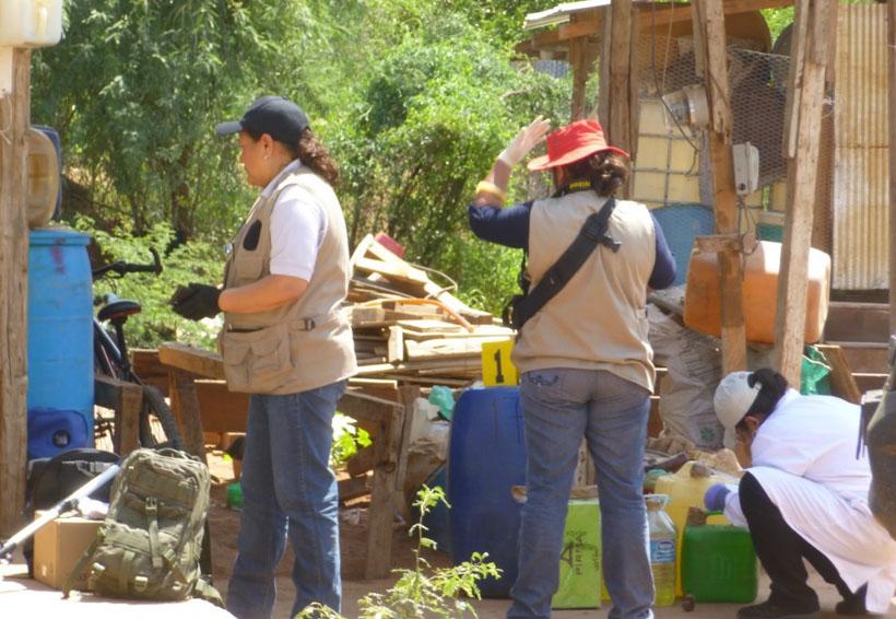 Operativo por hidrocarburos en Cuicatlán | El Imparcial de Oaxaca