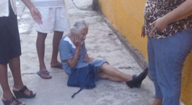 Ladrón agrede a una abuelita durante asalto   El Imparcial de Oaxaca