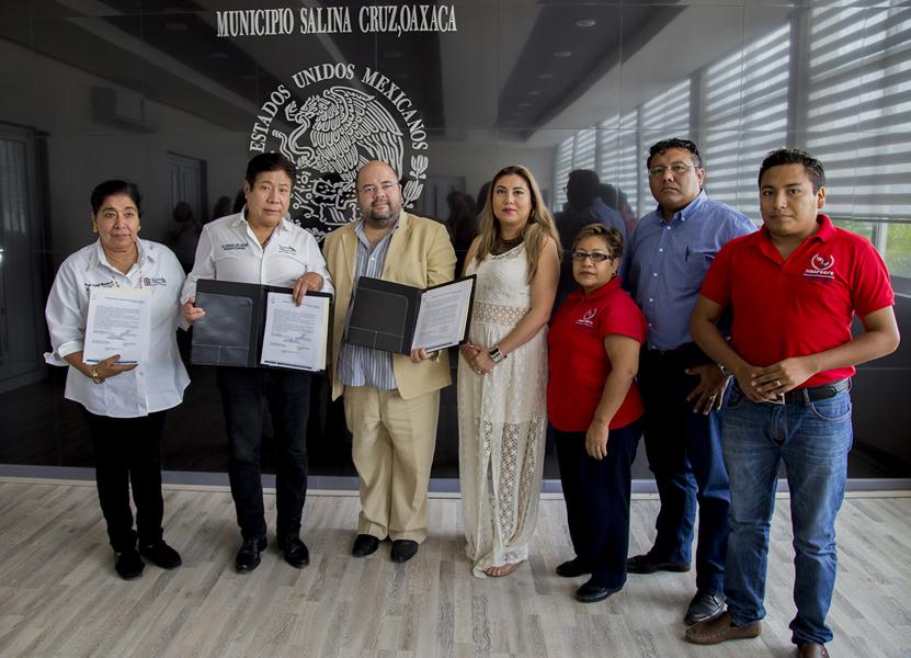 Estamos dando un paso  importante en educación en Salina Cruz   El Imparcial de Oaxaca