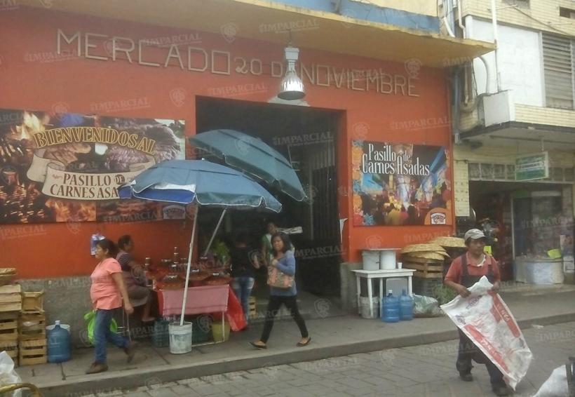 Este miércoles, el mercado 20 de noviembre permanecerá cerrado por trabajos de limpieza | El Imparcial de Oaxaca