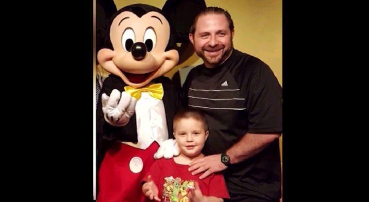 Cumple sueño de hijo al llevarlo a Disney y ¡lo asesina! | El Imparcial de Oaxaca