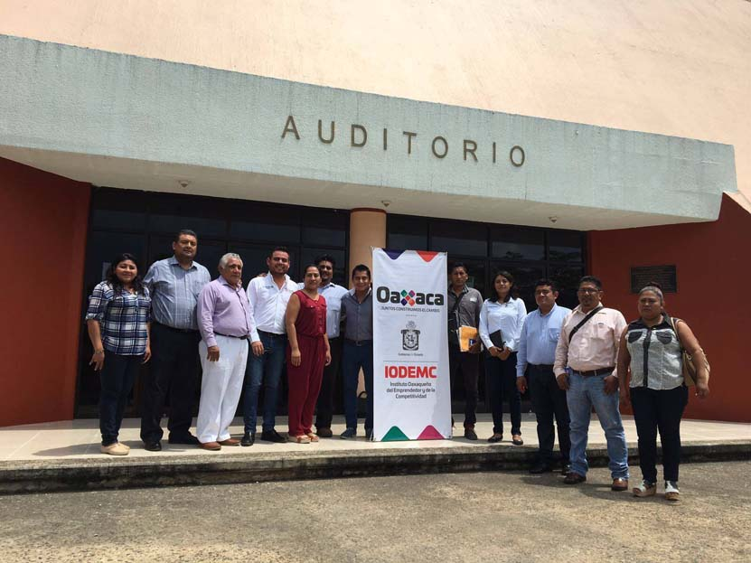 Impulsa gobierno municipal el  desarrollo económico en SC   El Imparcial de Oaxaca