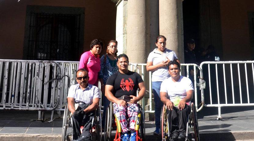 Se inconforman | El Imparcial de Oaxaca