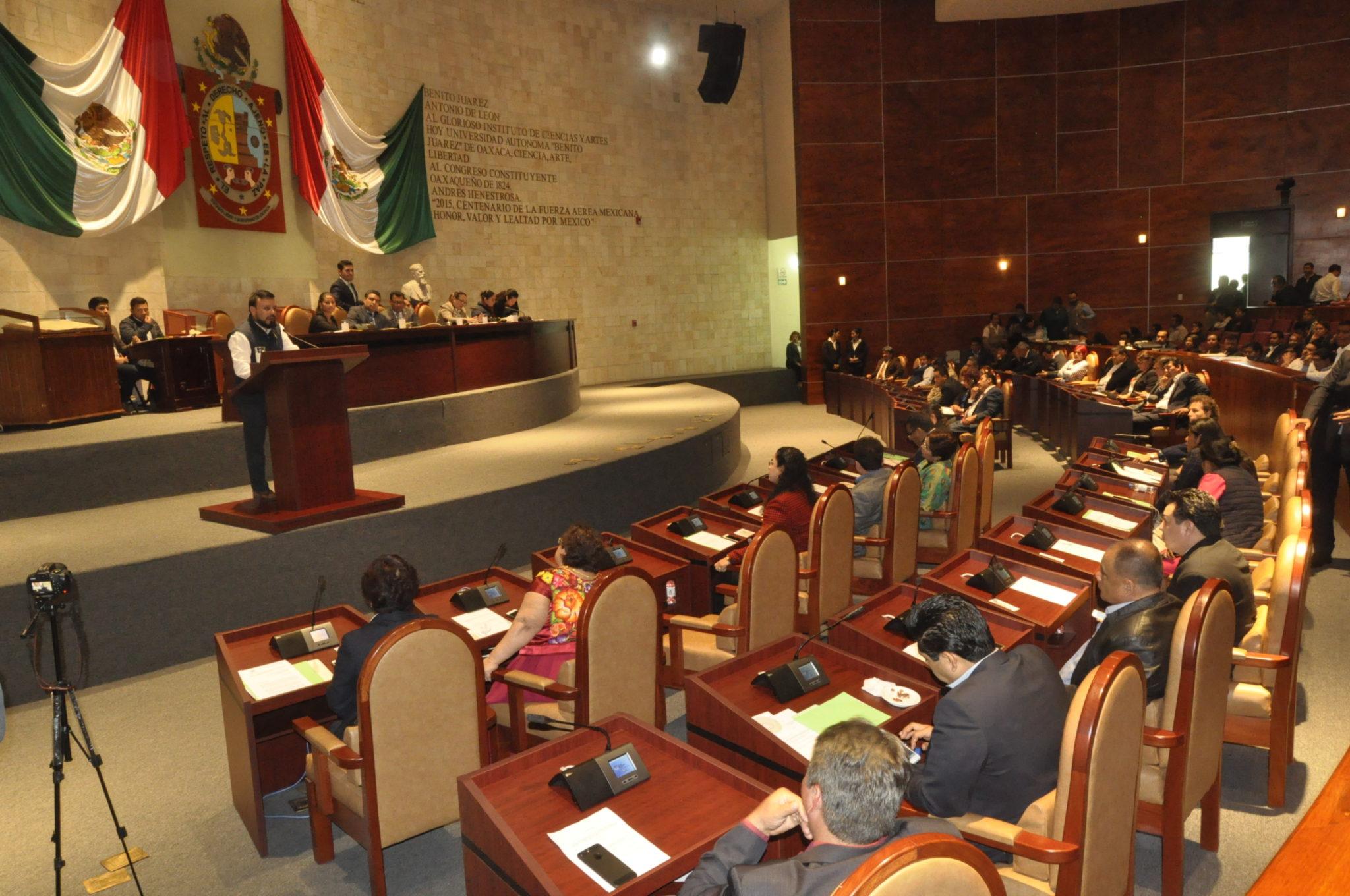 El Congreso analizará veto parcial a la Reforma Electoral | El Imparcial de Oaxaca