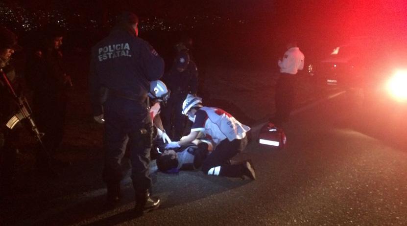 Golpean a joven con saña en la carretera nueva a Monte Albán | El Imparcial de Oaxaca
