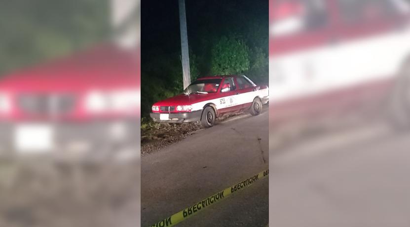 Asesinan a balazos  a taxista en  Tonameca, Pochutla | El Imparcial de Oaxaca