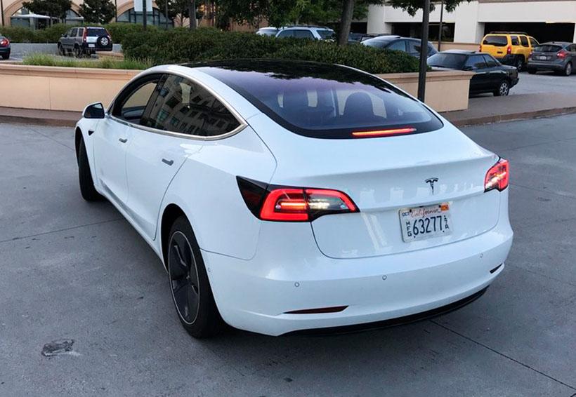Se filtran más fotos del nuevo Model 3 de Tesla | El Imparcial de Oaxaca