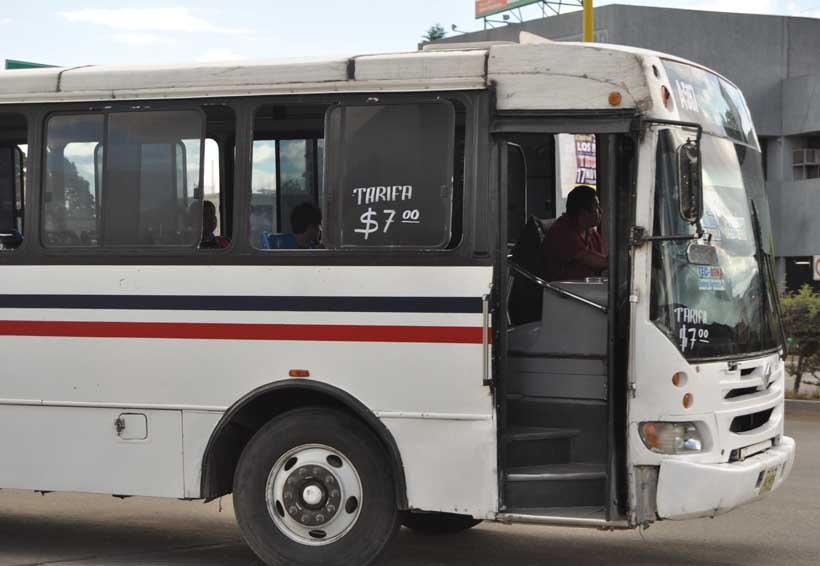 Usuarios exigen a Sevitra dar a conocer estado de camiones | El Imparcial de Oaxaca