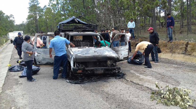 Condena Derechos Humanos el asesinato de mujeres en  San Juan Mixtepec   El Imparcial de Oaxaca