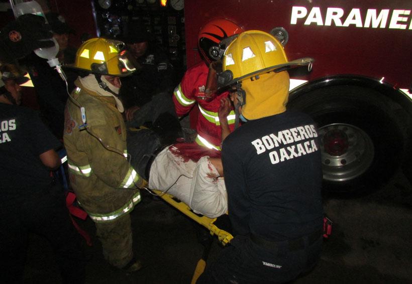Choque frontal deja 1 muerto, Oaxaca   El Imparcial de Oaxaca
