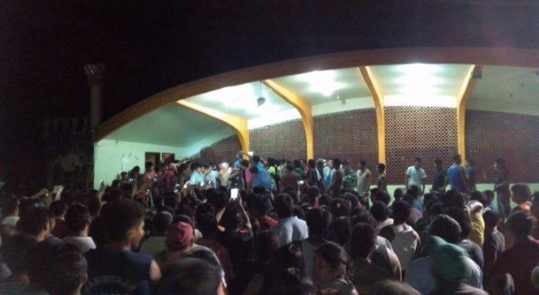 Casi linchan a tres presuntos ladrones | El Imparcial de Oaxaca