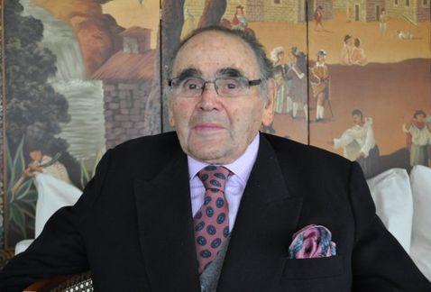 Murió Valentín Pimstein, pionero de las telenovelas en México   El Imparcial de Oaxaca
