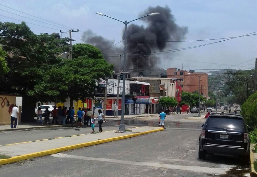 Sindicalistas se enfrentan en Salina Cruz | El Imparcial de Oaxaca
