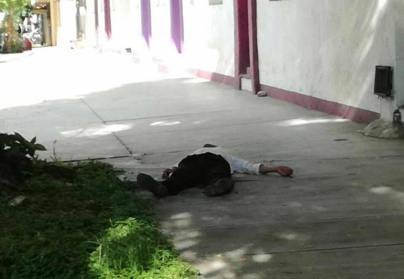 Lo creían muerto; estaba alcoholizado | El Imparcial de Oaxaca