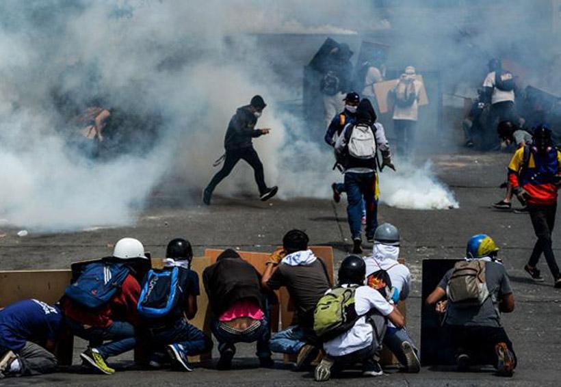 Tras ataques aéreos, Ejército debe esta alerta: Maduro | El Imparcial de Oaxaca