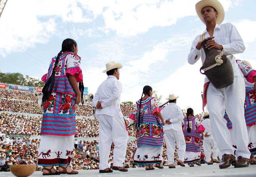 Califica Huautla rumbo a la Guelaguetza 2017 | El Imparcial de Oaxaca