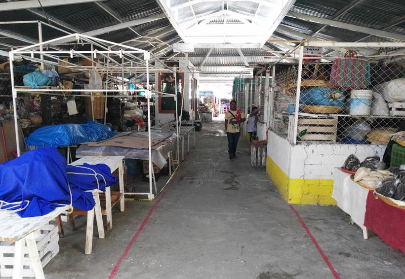 Anuncian mejoras del mercado 15 de Octubre, de Pochutla | El Imparcial de Oaxaca