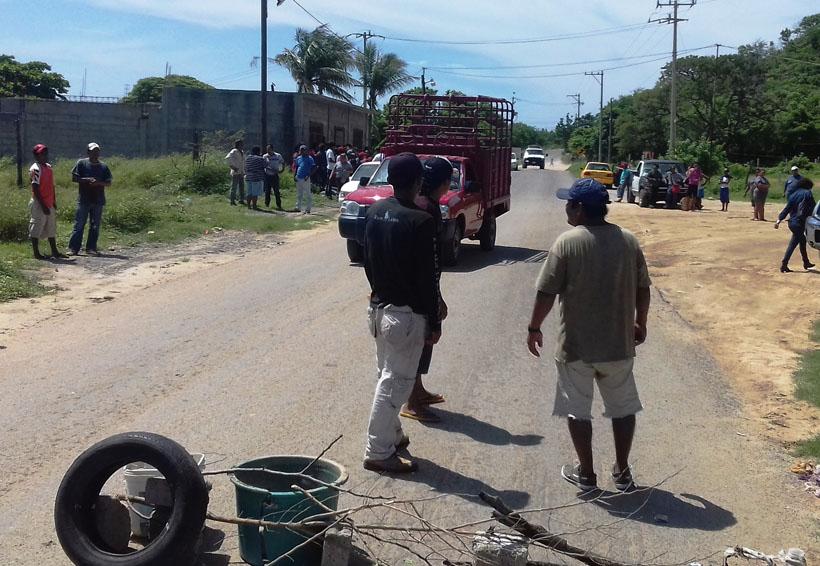En el Istmo rechazan ejidatarios el cierre del basurero   El Imparcial de Oaxaca