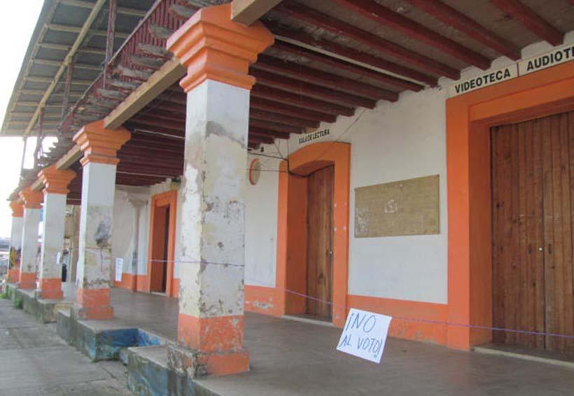 En la región mazateca, disminuyen lectores en bibliotecas públicas | El Imparcial de Oaxaca