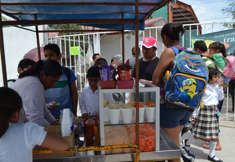En la Cuenca capacitan a ambulantes en materia alimentaria | El Imparcial de Oaxaca
