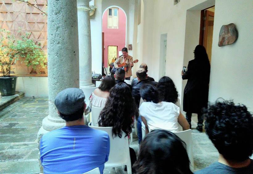 Rock, jazz y funk en el  inicio de ReciclArte   El Imparcial de Oaxaca