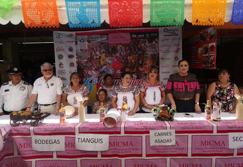 Anuncian Sexta Gran Calenda 2017 | El Imparcial de Oaxaca