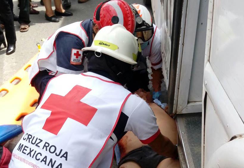 Video: Muere dirigente tras ser arrollado | El Imparcial de Oaxaca
