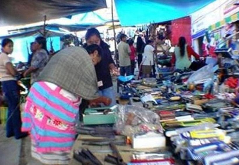 En la Cuenca sin ventas para los tianguistas   El Imparcial de Oaxaca