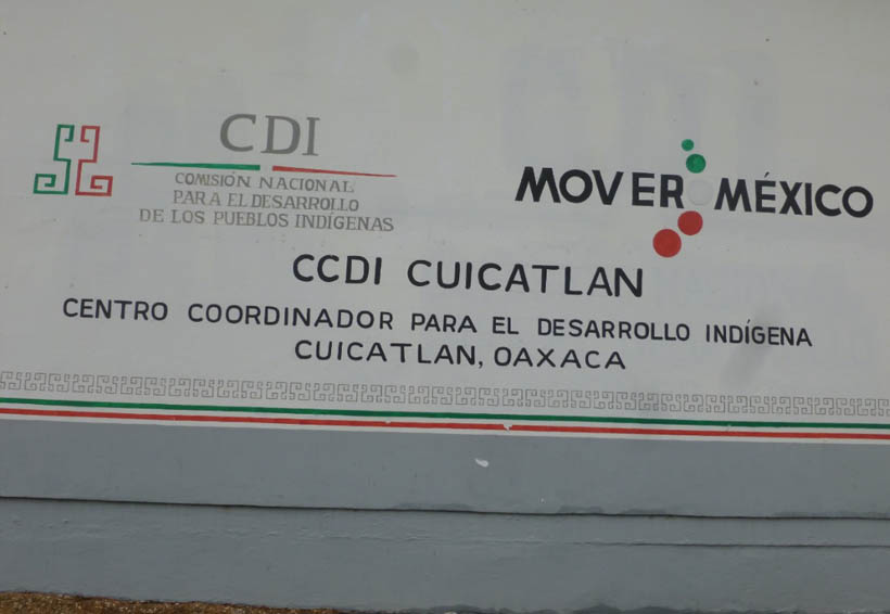 Urge designar a coordinador de CDI en Cuicatlán y Huautla | El Imparcial de Oaxaca