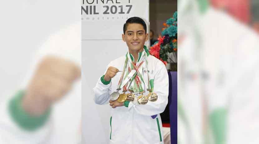 Lugar histórico en la Olimpiada Nacional y Nacional Juvenil 2017 | El Imparcial de Oaxaca