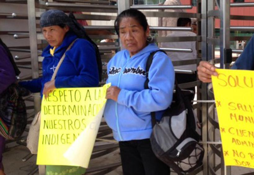 Exigen elecciones en Atitlán Mixes | El Imparcial de Oaxaca
