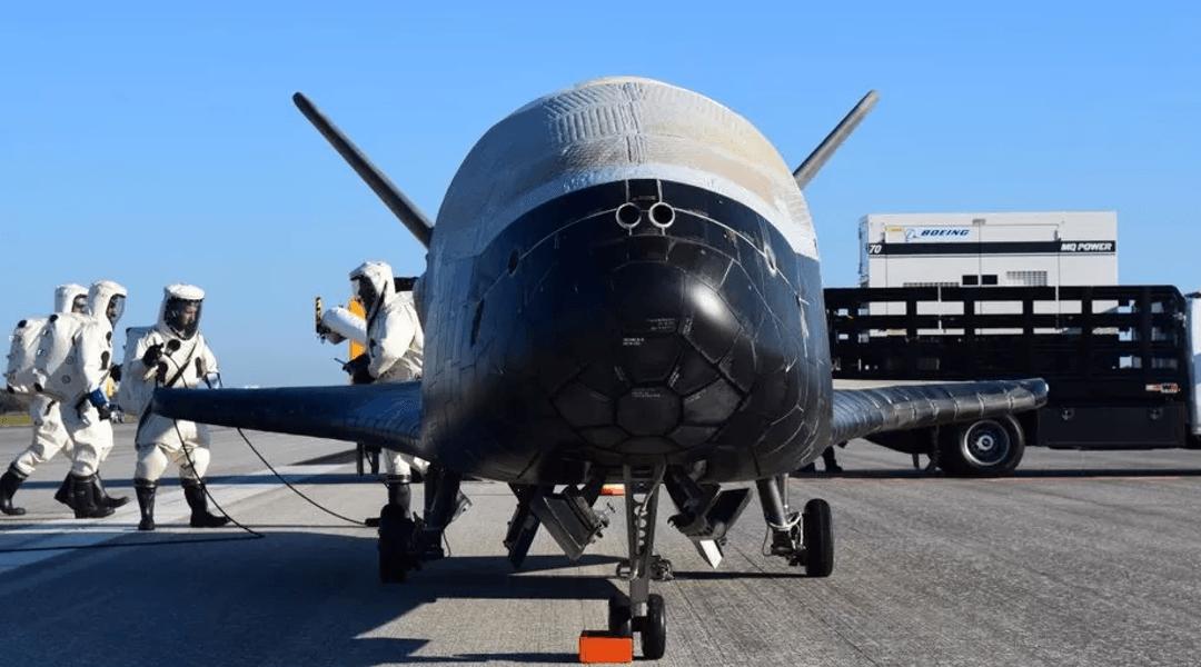 SpaceX lanzará el avión espacial secreto de la Fuerza Aérea de Estados Unidos | El Imparcial de Oaxaca