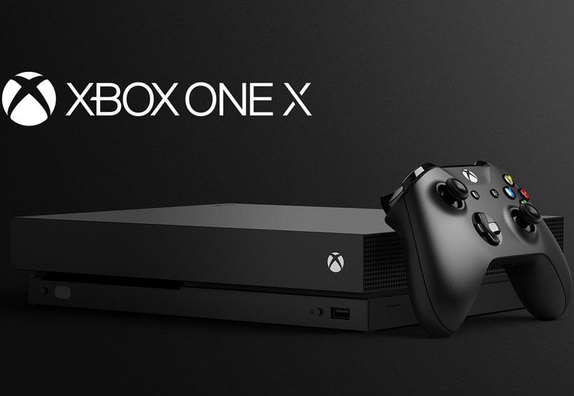 Microsoft presenta la Xbox One X, la consola más potente del mercado   El Imparcial de Oaxaca